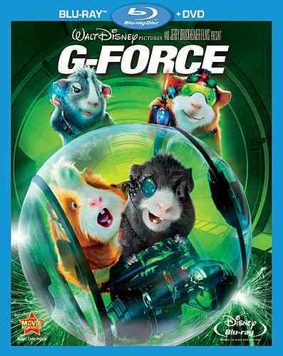 G FORCE BY NIGHY,BILL (Blu-Ray)