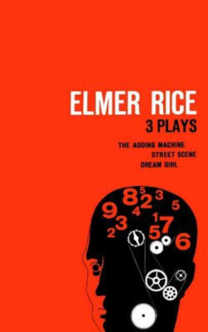 Elmer Rice By Rice, Elmer